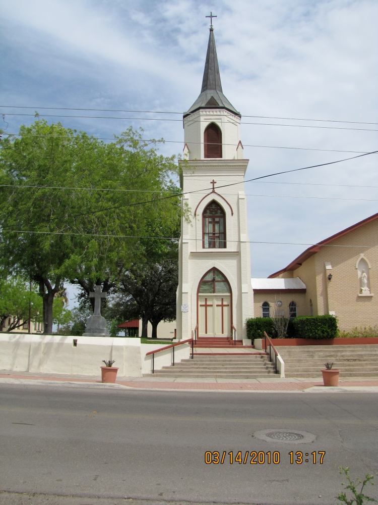 OBLATE FATHERS OF THE RIO GRANDE (2/4)