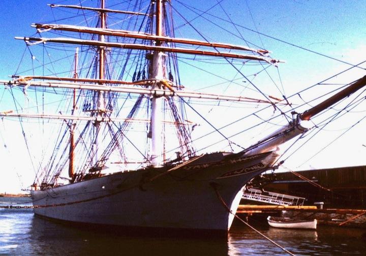 Elissa: Texas' Tall Ship (1/2)