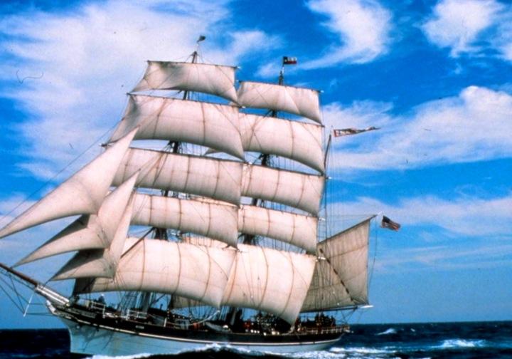 Elissa: Texas' Tall Ship (2/2)