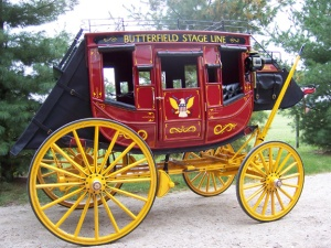 Butterfield Stagecoach