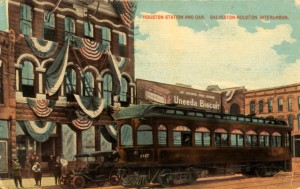 Houston-Galveston Interurban