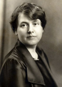 Minnie Fisher Cunningham