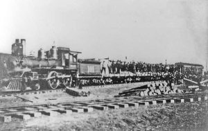 The Bartlett-Western Railroad