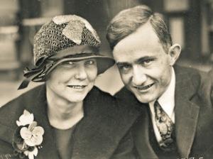 Rebecca and Otis Rogers