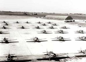 Terrell Air Field