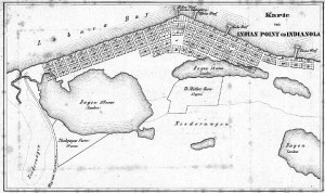 Map of Indian Point