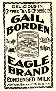 Borden ad, 1899