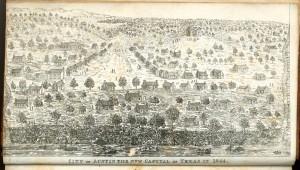 Austin, 1844, A. B. Lawrence, Courtesy Dorothy Sloan-rare books