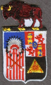 Crest of the Buffalo Soldier