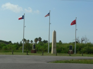 Jane Long Memorial, Bolivar Peninsula