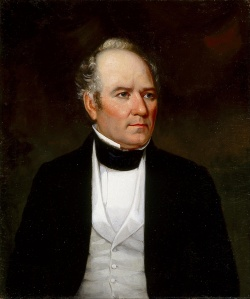 Sam Houston, 1849-1853 by artist Thomas Flintoff