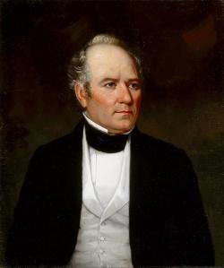 Sam Houston, 1849-1853 by artist Thomas Flintoff