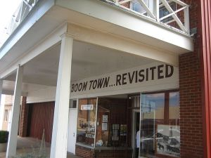 Hutchinson County Historical Museum, known as Boomtown Revisited