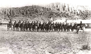 10th Cavalry, Fort Davis