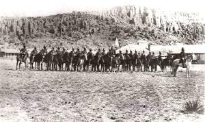 10th Cavalry, Fort Davis