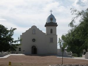 Ysleta Mission