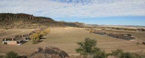 Fort Davis Panorama