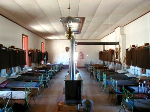 Restored Enlisted Barracks