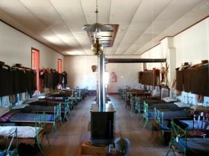 Restored Enlisted Barracks