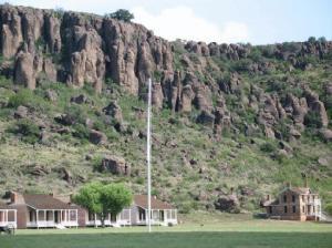 Historic Fort Davis