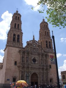 Church of the Holy Cross, Our Lady of Regla, Ciudad Chihuahua