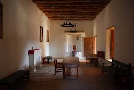 Interior, Fort Leaton