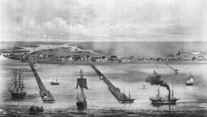 Port of Indianola