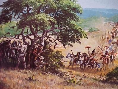 The Battle Of Plum Creek Myra H Mcilvain