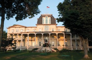 The Athenaeum Hotel, Chautauqua Lake, New York