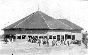 1902 Chautauqua Auditorium, Waxahachie, TX