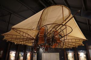 Replica of Ezekiel Airship, Northeast Texas Rural Heritage ?Center and Museum