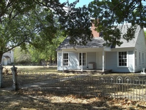 Superintendent's house, Kaufman County Poor Farm