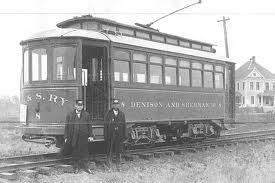 Denison-Sherman Interurban Railline