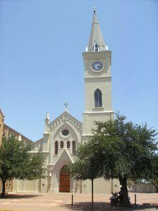 San Agustin Cathedral, Laredo