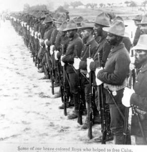 Participated in the Spanish-American War Wikipedia