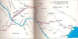 The Chihuahua Trail, The Big Bend: A History of the Last Texas Frontier, Ronnie C. Tyler